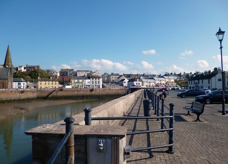 Maryport Habour